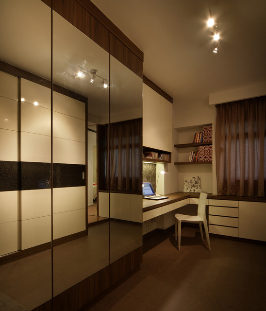 Interior Design Apartment Singapore