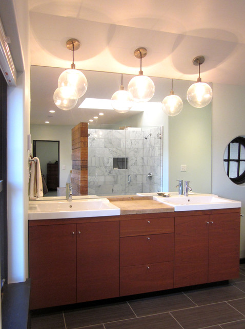 Edgehill Master Bath modern bathroom