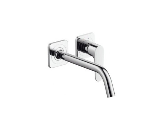 Hansgrohe Axor Citterio M Wall-Mounted Single-Handle Faucet 34116001 - M1 Ceramic cartridge