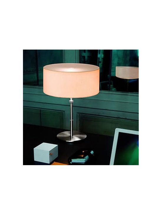 ABA VIP TABLE LAMP BY PENTA LIGHT - The Aba Vip table lamp from Penta is a great mounted luminaire.