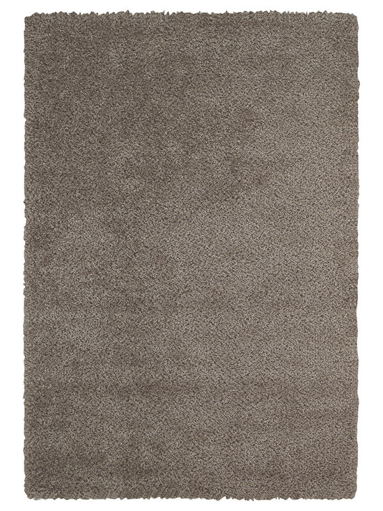 Chill Out rug in Taupe - Austin Powers has nothing on us.  Our Chill Out shag is fashion for the floor with trend setting style in an on-trend color palette.