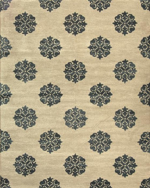 Rosa Area Rug traditional-rugs