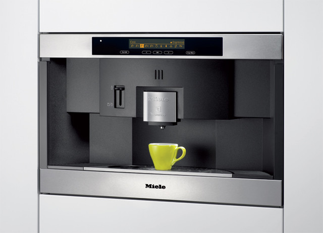 Miele Portable Coffee Maker : Miele CVA2662 24