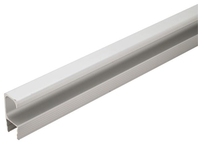 """Hafele 792.01.060 Aluminum Finger Pulls, 96"""" - Traditional ..."""