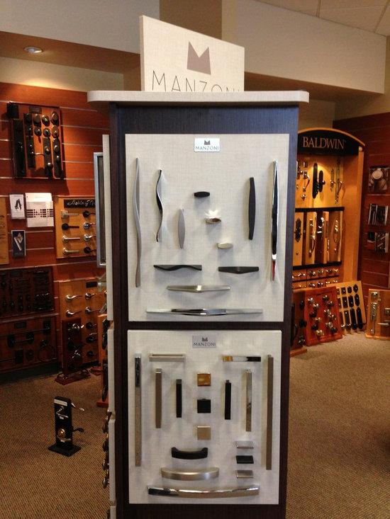 Cabinet & Door Hardware - Contemporary - ASD