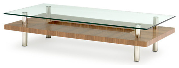 BDI Hokkaido Large Coffee Table - Contemporary - Coffee Tables - by SmartFurniture