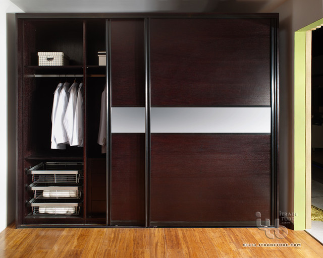 Wardrobe bedroom closet armoire clothes closet bedroom - Armoire moderne chambre ...