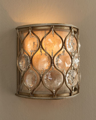 """""""Lucia"""" Wall Sconce traditional-wall-lighting"""