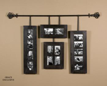 Uttermost 13408 Hanging Photo Frames Alternative Wall