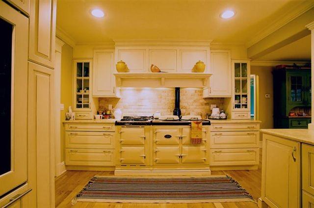 First Floor Kitchen traditional-kitchen
