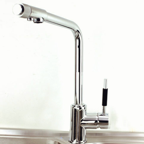 Modern Style Kitchen Faucet with Filter modern-kitchen-faucets