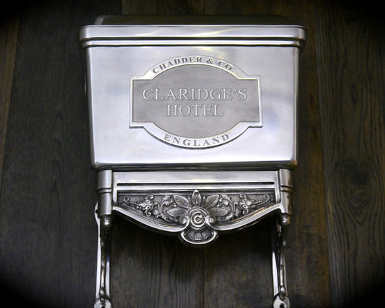Chadder & Co Toilets and Cisterns - Luxury Bathroom bespoke toilet cisterns.