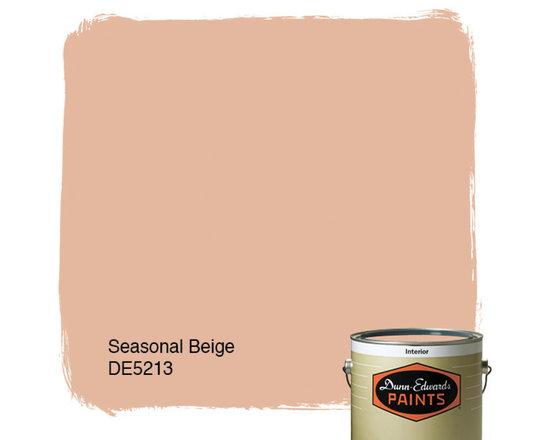 Dunn-Edwards Paints Seasonal Beige DE5213 -