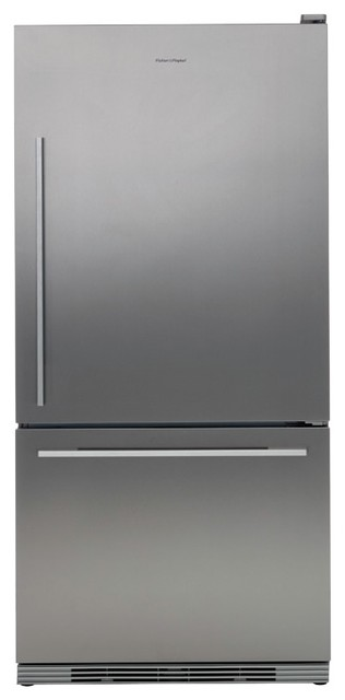 Fisher & Paykel  Bottom Mount Refrigerator contemporary-refrigerators-and-freezers