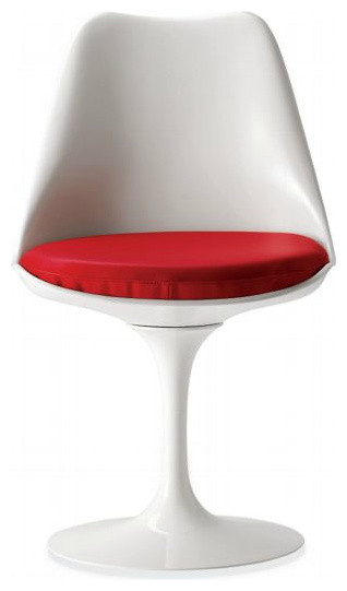Saarinen Tulip Chair | Design Within Reach midcentury-dining-chairs