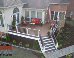 Traditional Patio traditional-deck