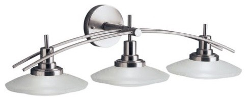 Kichler QualitySince 1938 Cleveland-based Kichler Lighting has been known for it contemporary-bathroom-vanity-lighting