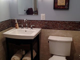 transitional bathroom Bathroom Workbook: How Much Does a Bathroom Remodel Cost? (18 photos)