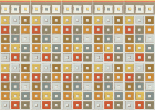 Weave Collection ~ Jena modern kitchen tile
