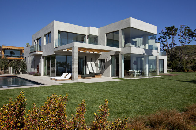 Burdge & Associates contemporary exterior