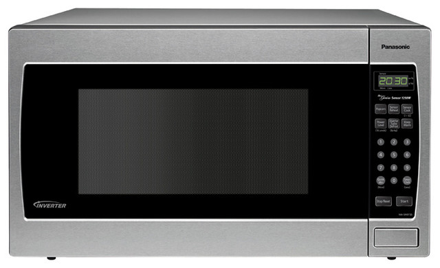 Panasonic 1.6 Cubic-Foot Convection Microwave contemporary-microwave