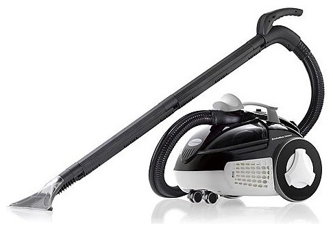 EnviroMate 2-in-1 Steam Cleaner and Vacuum traditional-vacuum-cleaners