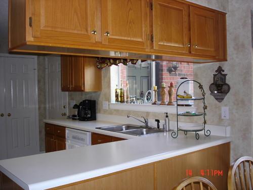 What Color Compliments Honey Oak Cabinets