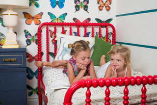 Room of the Day: Creativity Takes Flight in a Girls' Bedroom