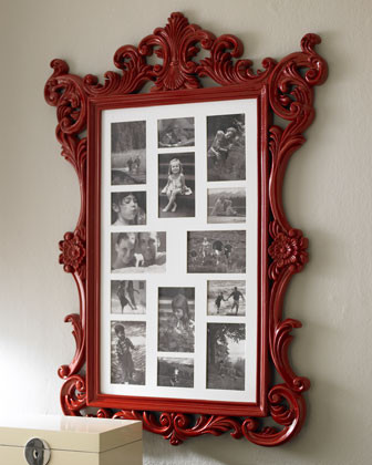 Wooden Collage Frame eclectic-frames