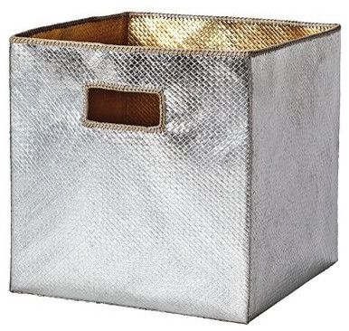 Pandan Bins, Metallic modern storage and organization