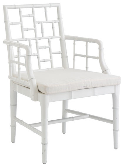 Chinese Chippendale Chair asian-accent-chairs