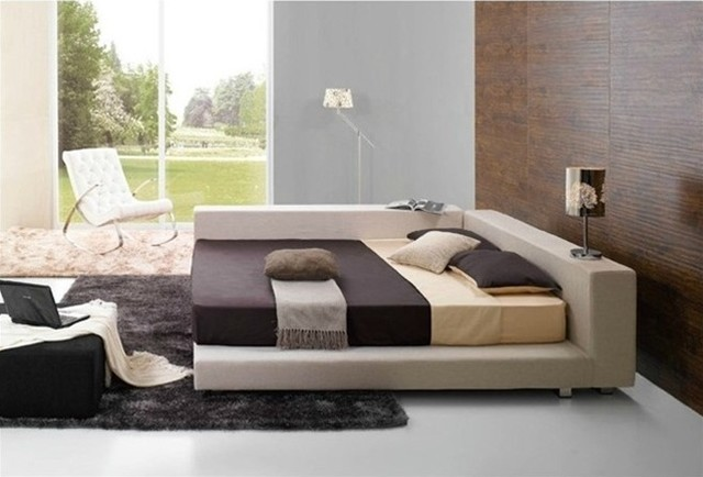 Contemporary Bed Frames 640 x 434