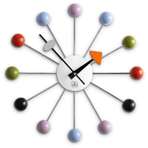 Bellino Wall Clock   Modern   Clocks   by Chiasso