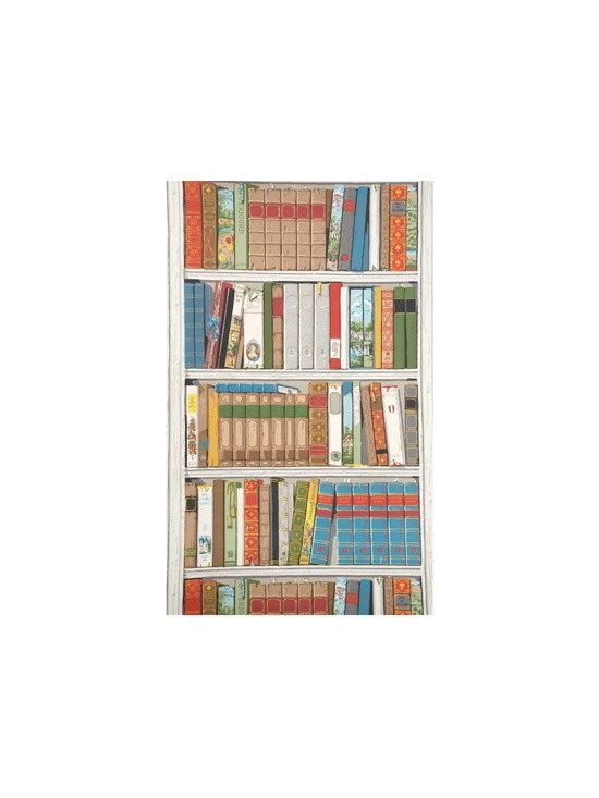 Bibliotheque Wallpaper -