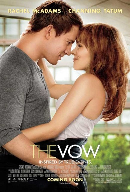 The Vow 27 x 40 Movie Poster - Style B prints-and-posters