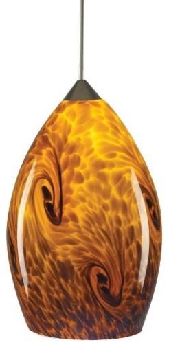 Luma Pendant contemporary-pendant-lighting