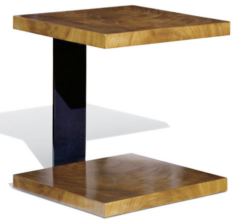 RL-CF1 Carbon Fiber Side Table contemporary-side-tables-and-end-tables