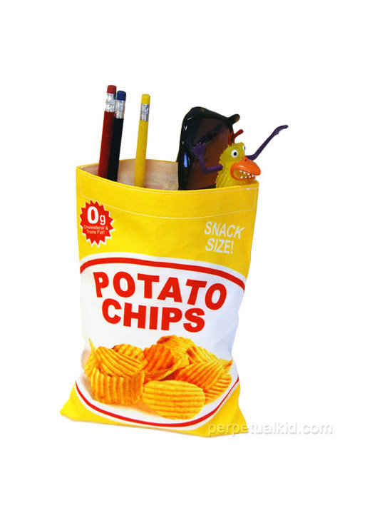 Potato Chip Bag Yummy Pocket -