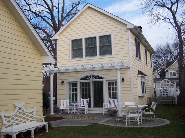 Cottage Addition And Interior Renovation Traditional