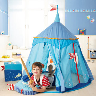 Haba Play Tent Pirates Treasure modern kids toys