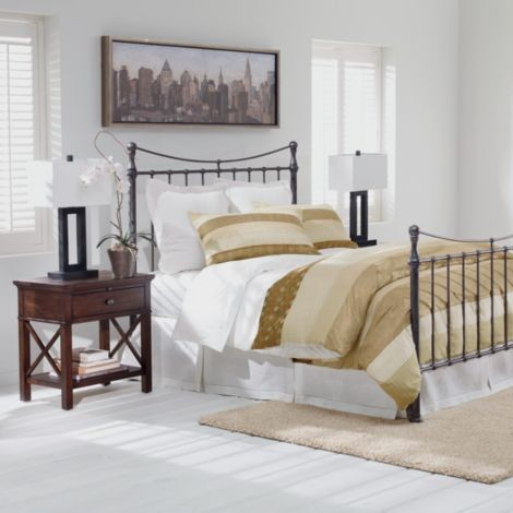 Danby Bed Ethan Allen Furniture Interior Design Contemporary Beds By Ethan Allen