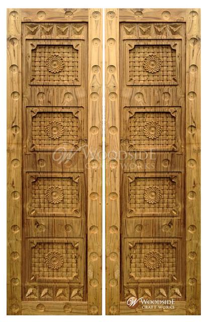 Designer Doors traditional-front-doors