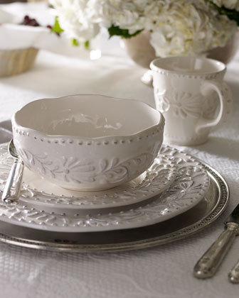Bianca 16-Piece Dinnerware Service traditional-dinnerware