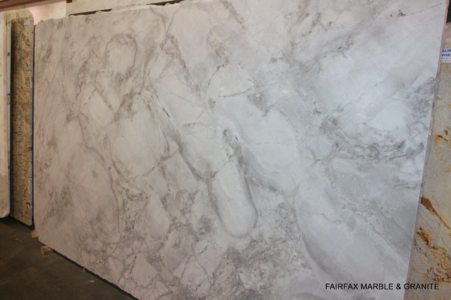 FAIRFAX MARBLE & GRANITE - Marble Inventory contemporary-kitchen-countertops