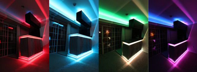 Inspired LED Colored LEDs - Home Bar - phoenix - by Inspired LED