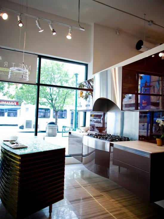 Metric Products- neff kitchen - neff kitchens by Metric