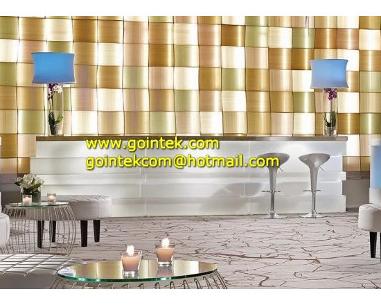 LED Modern Home Bar Counter Design -