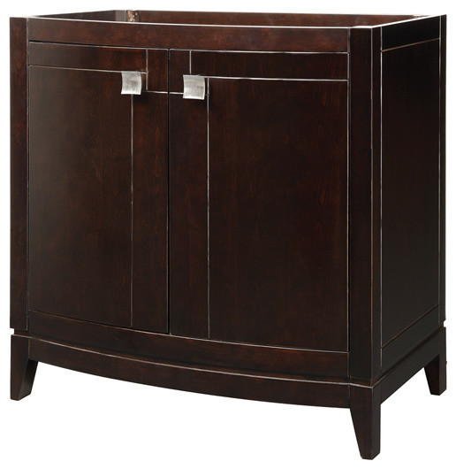 Decolav Gavin without Countertop contemporary-bathroom-vanities-and-sink-consoles