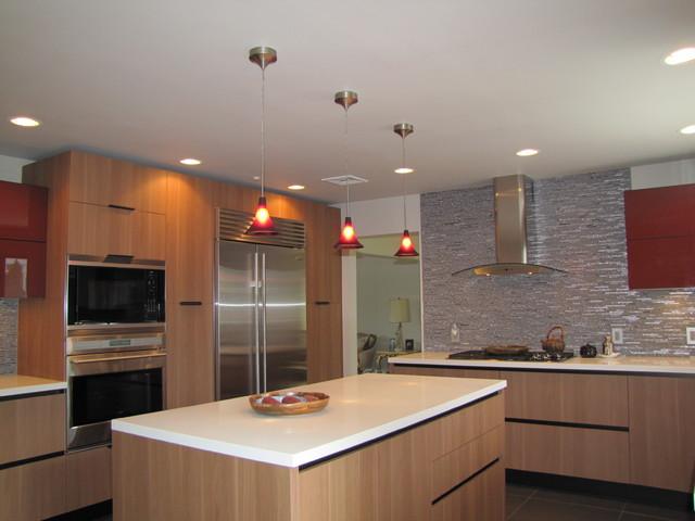 Modern Italian Kitchen Modern Kitchen New York By Modiani Kitchens