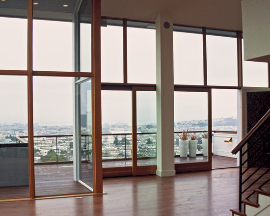 Quantum Windows & Doors | Santos Prescott and Associates - Rock Houses  |  Santos Prescott and Associates | San Francisco, CA | Quantum Signature Series Windows